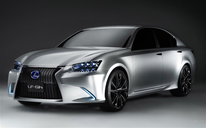 Lexus LS cars wallpaper Views:18395