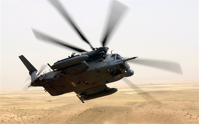 Mission helicopter-Military aircraft - HD Wallpaper-fifth Series Views:5383