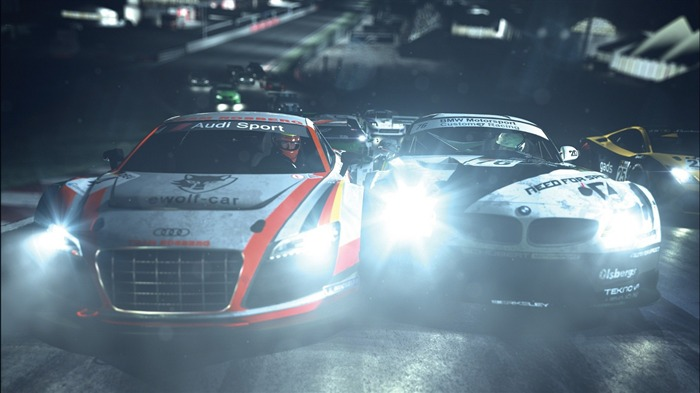 Need for Speed-Shift 2 Game HD Wallpaper 08 Views:3395