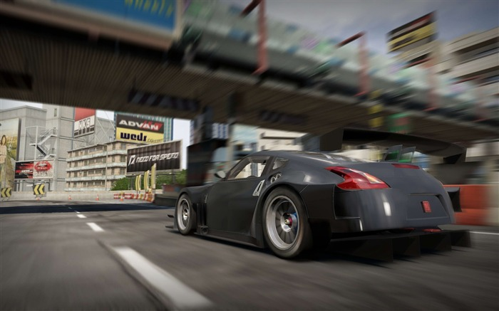 Need for Speed-Shift 2 Game HD Wallpaper 14 Views:5356