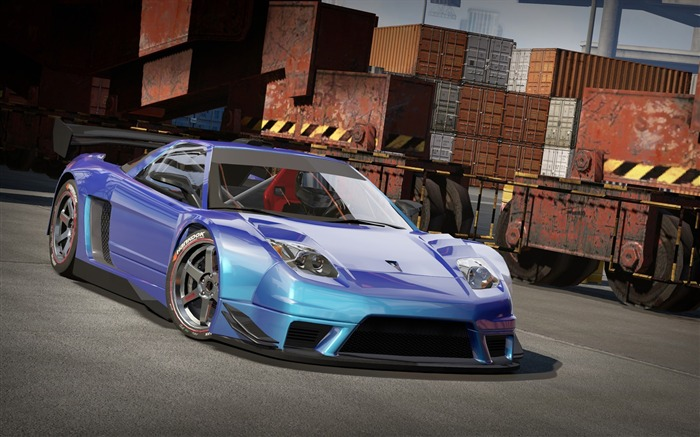 Need for Speed-Shift 2 Game HD Wallpaper 17 Views:4979