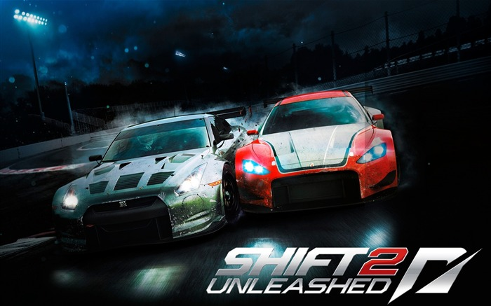 Need for Speed-Shift 2 Game HD Wallpaper Views:8230