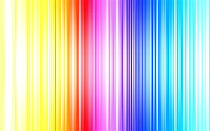 Rainbow Spectrum-abstract design wallpaper background glare 01 Views:36101