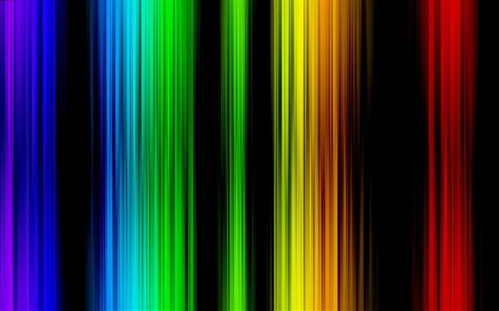 Rainbow Spectrum-abstract design wallpaper background glare Views:12179