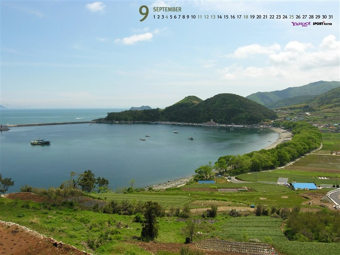 September-Calendar-Jeju Island Wallpaper 03 Views:10951 Date:9/2/2011 5:37:45 AM