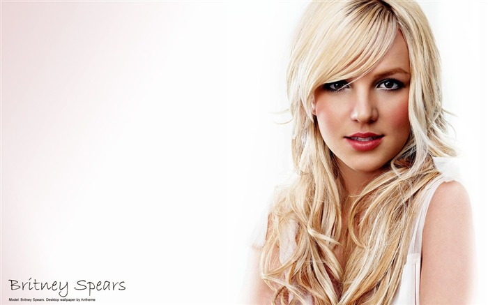 Superstar Britney Spears Wallpaper Views:9854