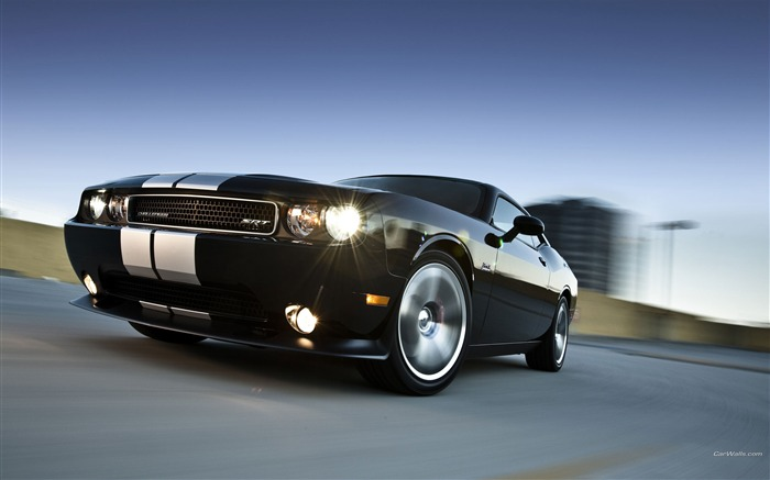 Dodge Challenger SRT8 392 2012 models HD wallpaper Views:32966