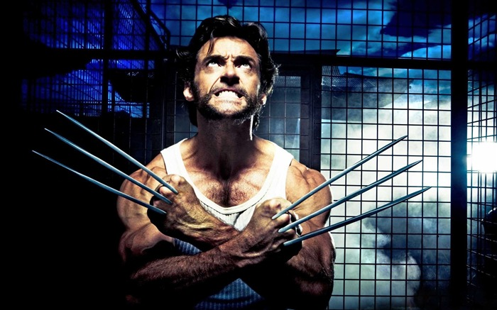 X-Men Origins Wolverine Movie Wallpapers Views:10164