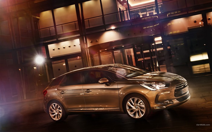 2011 Citroen ds5 HD Desktop Wallpapers Views:23564
