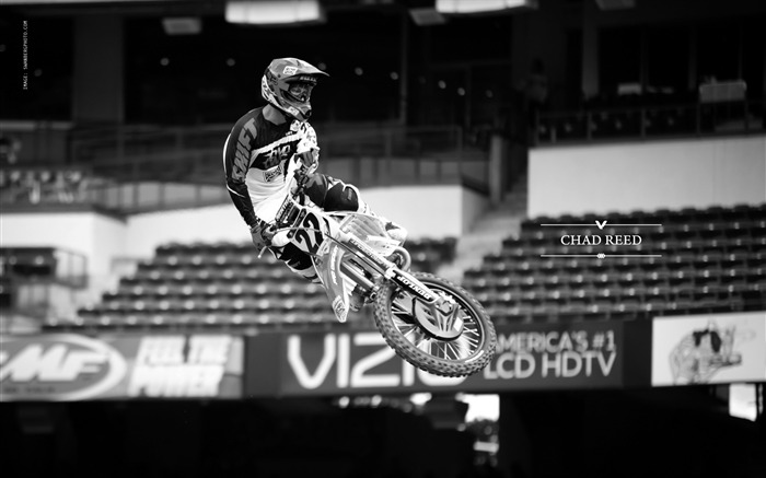 AMA Supercross Anaheim-the first stop-Chad Reed Wallpaper Views:7461