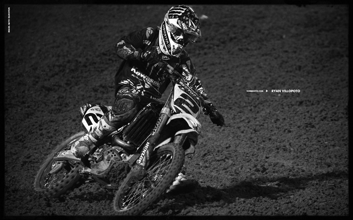AMA Supercross fourth stop Auckland-Ryan Villopoto Wallpaper Views:8227