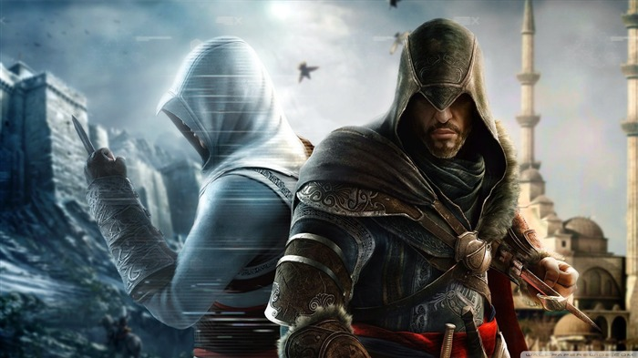 Assassin Creed Brotherhood Game Wallpaper 03 Views:9070
