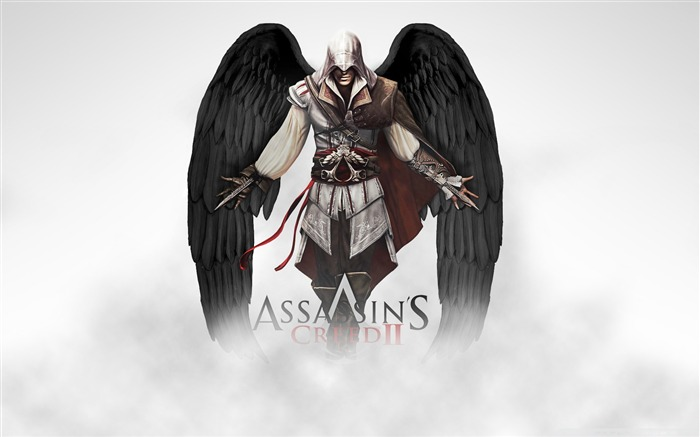 Assassin Creed Brotherhood Game Wallpaper 05 Views:10707