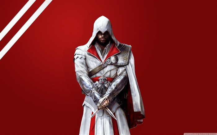 Assassin Creed Brotherhood Game Wallpaper 06 Views:7247
