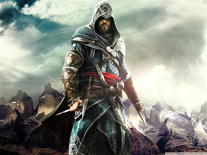 Assassin Creed Brotherhood Game Wallpaper 11 Views:6108