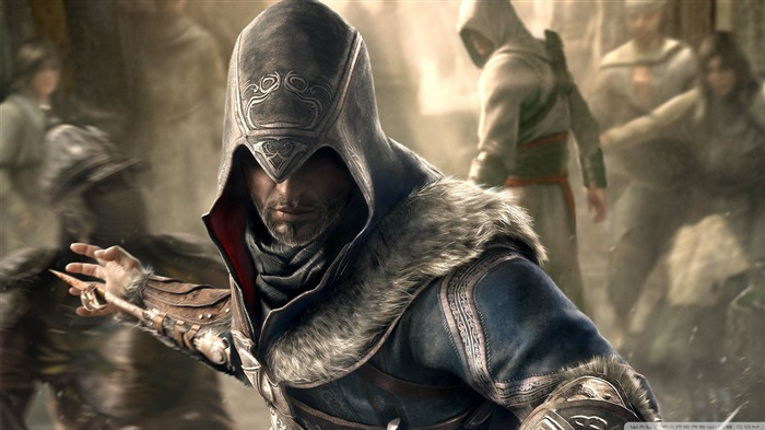 Assassin Creed Brotherhood Game Wallpaper 17 Views:6322