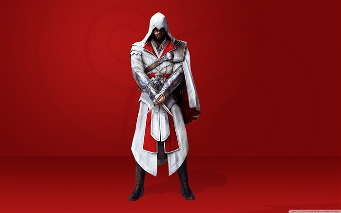 Assassin Creed Brotherhood Game Wallpaper 19 Views:6296