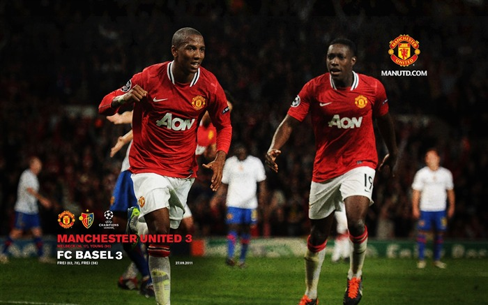 Basel 3 Manchester United 3-Star-Premier League matches in 2011 Views:5244