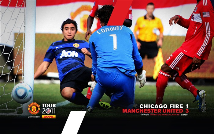 Chicago Fire -Premier League matches in 2011 Views:2841