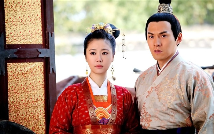 China hit TV series-Introduction of the Princess-HD Movie Wallpaper 02 Views:3558
