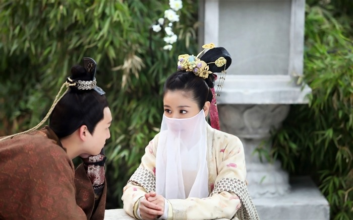China hit TV series-Introduction of the Princess-HD Movie Wallpaper 03 Views:3503