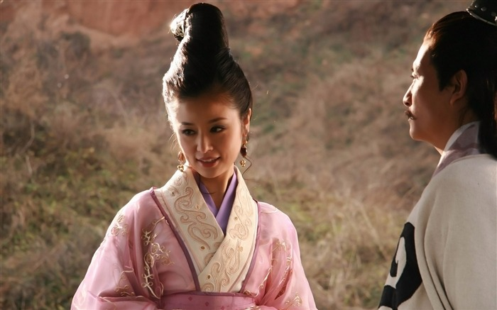 China hit TV series-Introduction of the Princess-HD Movie Wallpaper 06 Views:3503