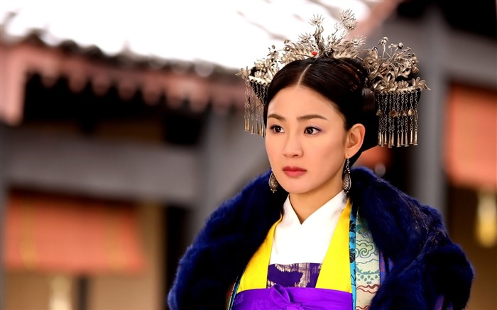 China hit TV series-Introduction of the Princess-HD Movie Wallpaper 07 Views:4230