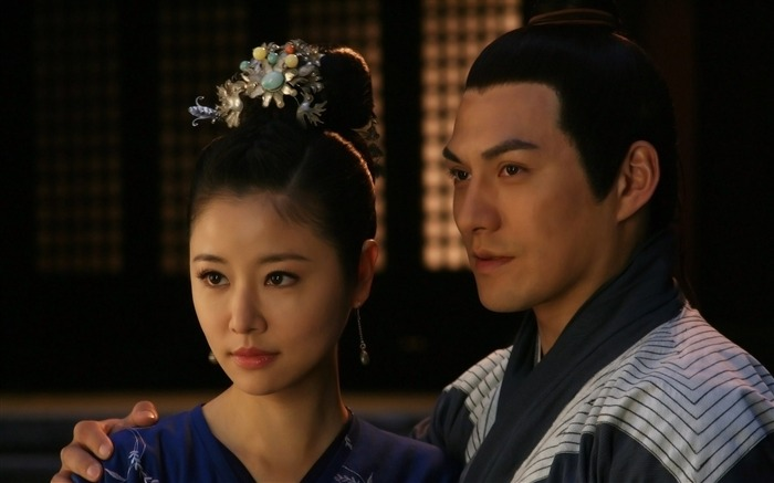 China hit TV series-Introduction of the Princess-HD Movie Wallpaper 08 Views:3305