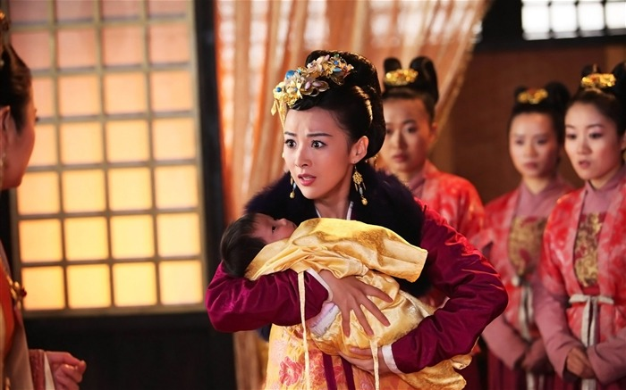 China hit TV series-Introduction of the Princess-HD Movie Wallpaper 10 Views:3286