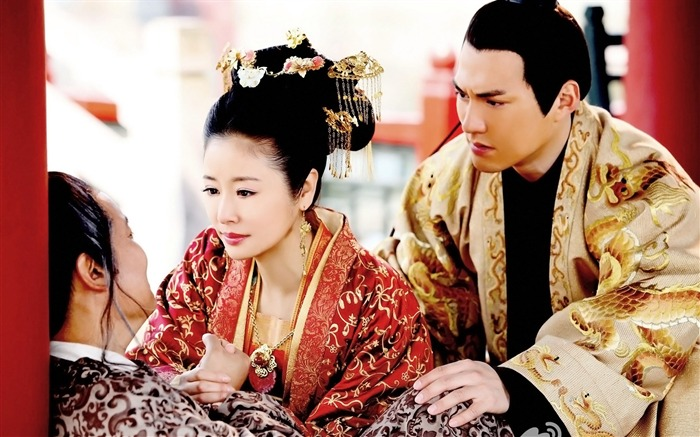 China hit TV series-Introduction of the Princess-HD Movie Wallpaper 13 Views:4263