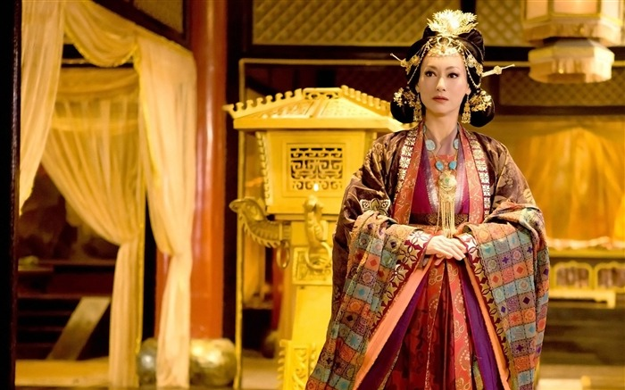 China hit TV series-Introduction of the Princess-HD Movie Wallpaper 16 Views:3022