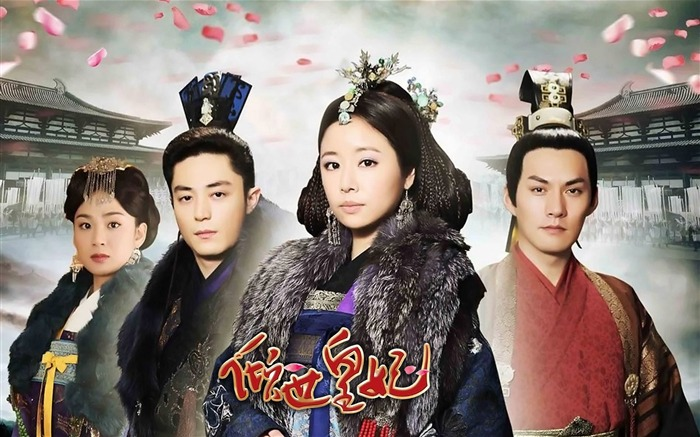 China hit TV series-Introduction of the Princess-HD Movie Wallpaper Views:13753