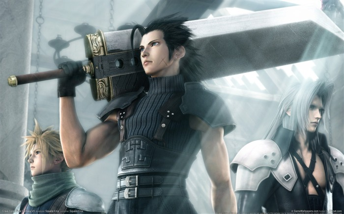 Crisis Core-Classic game Final Fantasy Wallpaper 01 Views:11906 Date:10/8/2011 2:09:49 AM