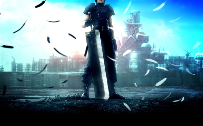 Crisis Core-Classic game Final Fantasy Wallpaper Views:15519 Date:10/8/2011 2:09:26 AM