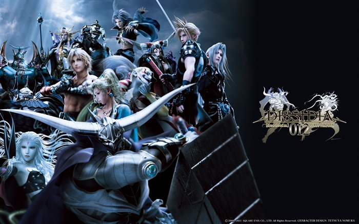 Dissidia Duodecim-Classic game Final Fantasy Wallpaper 01 Views:23250 Date:10/8/2011 2:10:49 AM