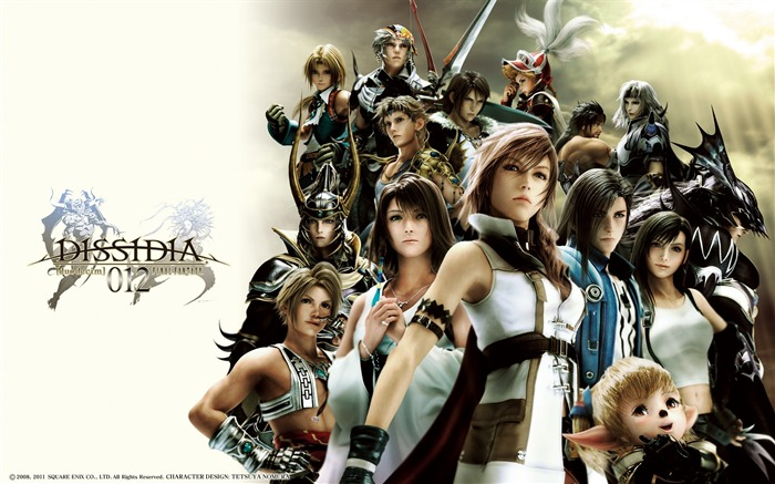 Dissidia Duodecim-Classic game Final Fantasy Wallpaper Views:42281 Date:10/8/2011 2:08:40 AM