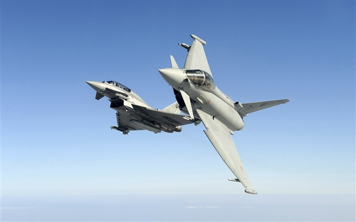 EF 2000 Typhoon-Years of peace-military aircraft Views:6304