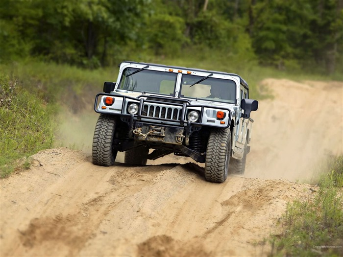 King off-road vehicles - the Hummer H1 series wallpaper 04 Views:8247