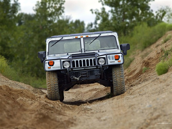 King off-road vehicles - the Hummer H1 series wallpaper 07 Views:6986