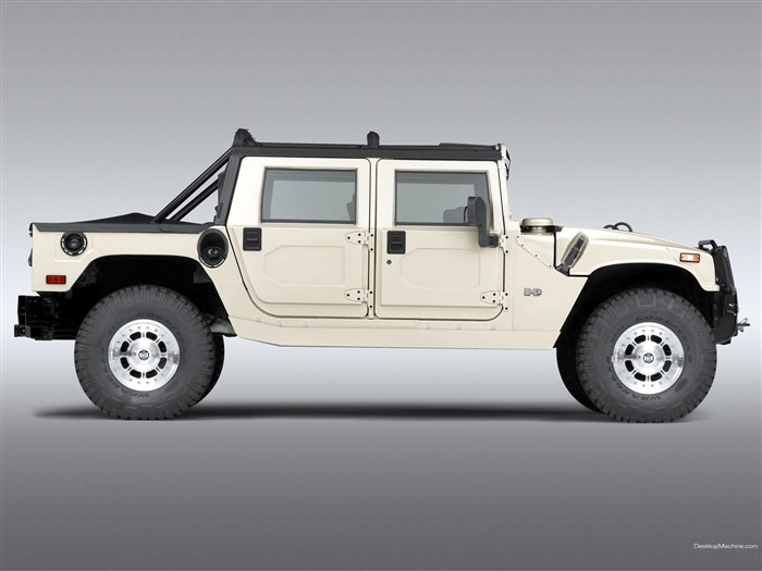 King off-road vehicles - the Hummer H1 series wallpaper 12 Views:3784