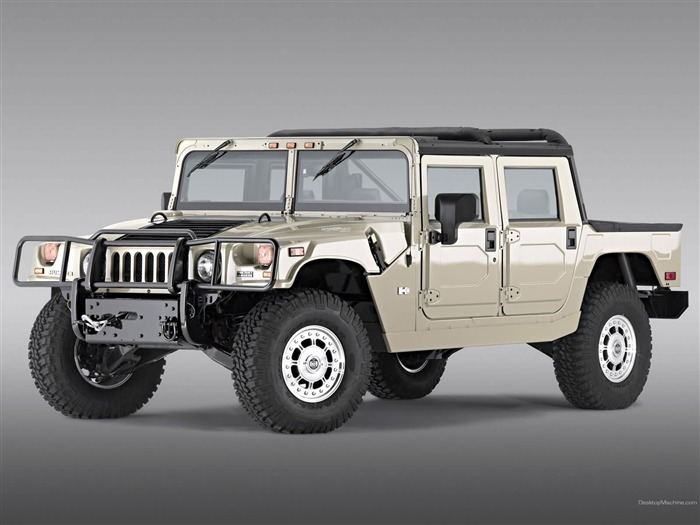 King off-road vehicles - the Hummer H1 series wallpaper 13 Views:5232
