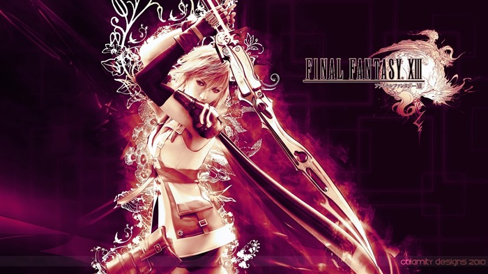 Lightning-Classic game Final Fantasy Wallpaper 02 Views:20229 Date:10/8/2011 2:22:17 AM