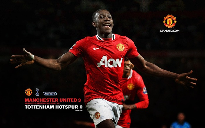 Manchester United 3 Tottenham Hotspur 0-Star-Premier League matches in 2011 Views:6090