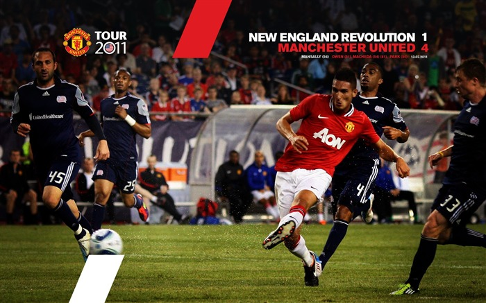 New England Revolution 02-Premier League matches in 2011 Views:3144