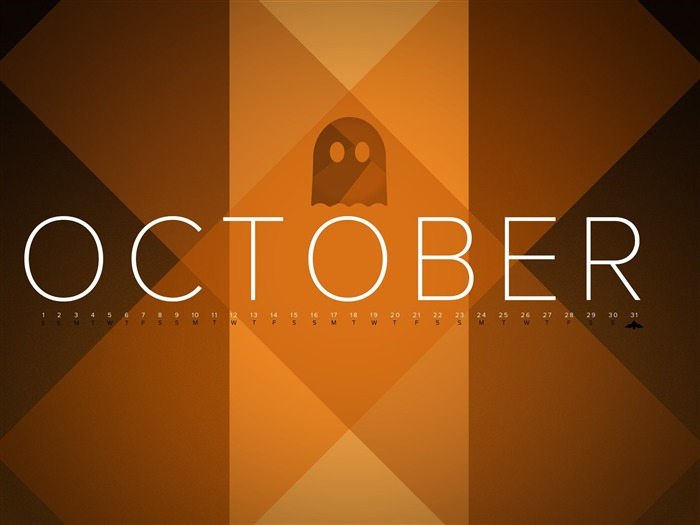 October 2011 - Desktop Calendar Wallpaper Views:8059