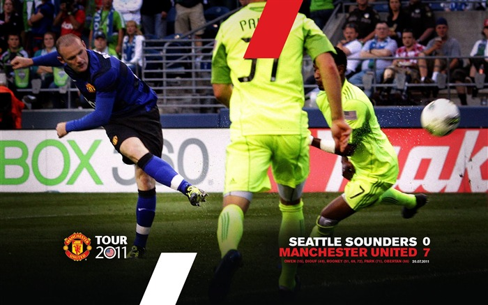 Seattle Sounders-Premier League matches in 2011 Views:3813