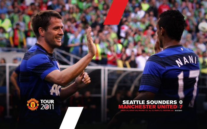 Seattle Sounders 01-Premier League matches in 2011 Views:2643
