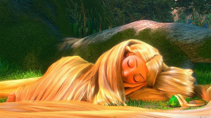 Tangled 2010 animated wallpaper Views:13843