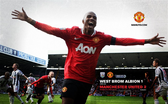 West Bromwich Albion 1 Manchester United 2 Views:7095