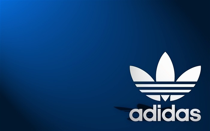 adidas logo-Well-known brand image display desktop wallpaper Views:56705